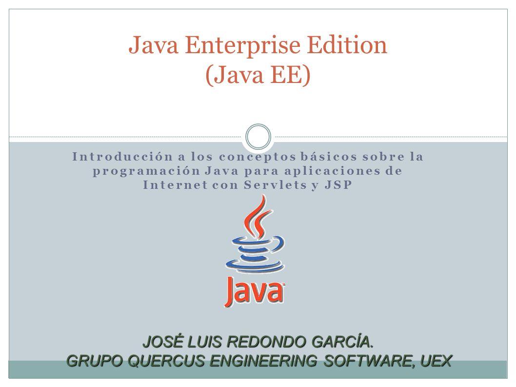 Arquitectura Java EE Modelo de Capas A medida que evolucionan las aplicaciones Web, surge la necesidad de organizarlas.