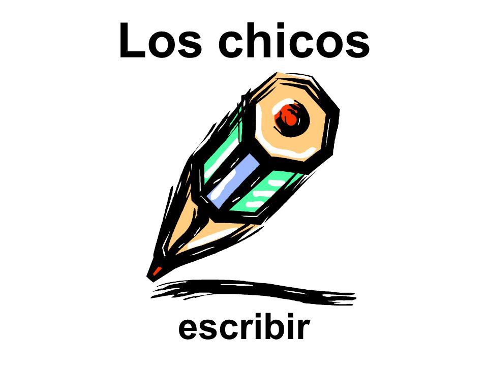 Escriben