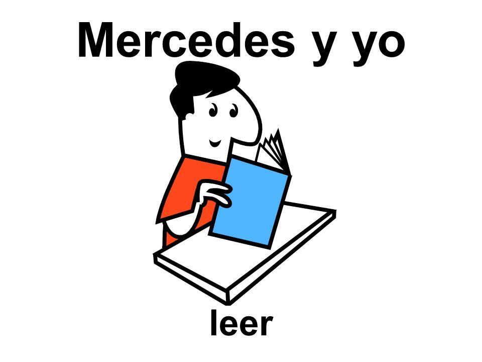 Mercedes y yo leer