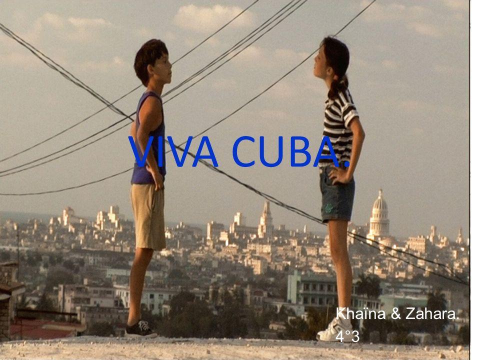 Viva Cuba es una película cubano- francesa producida por Juan Carlos Cremata Malberti salida en 2005..