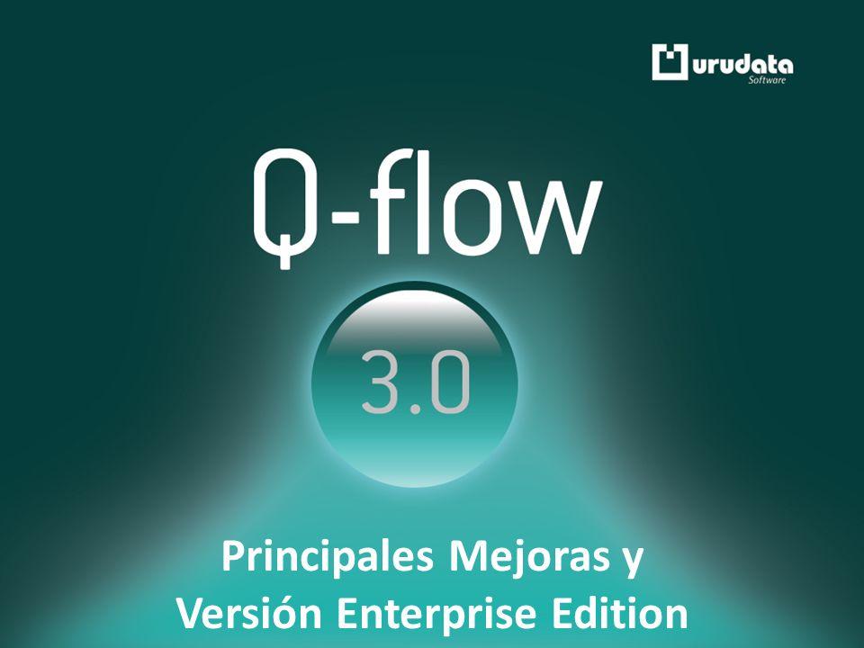 Principales Mejoras y Versión Enterprise Edition