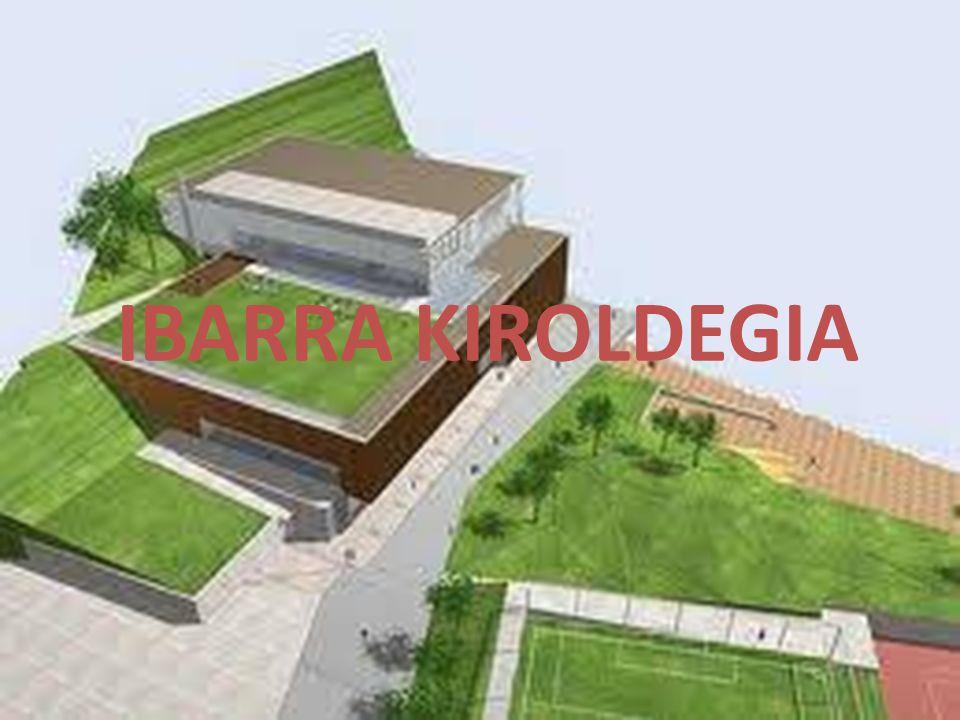IBARRA KIROLDEGIA