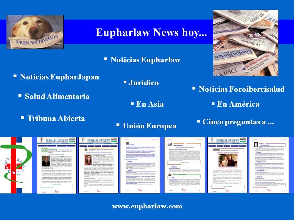 Eupharlaw News hoy...
