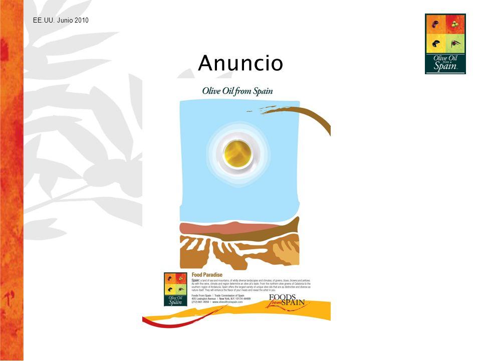 EE.UU. Junio 2010 Anuncio