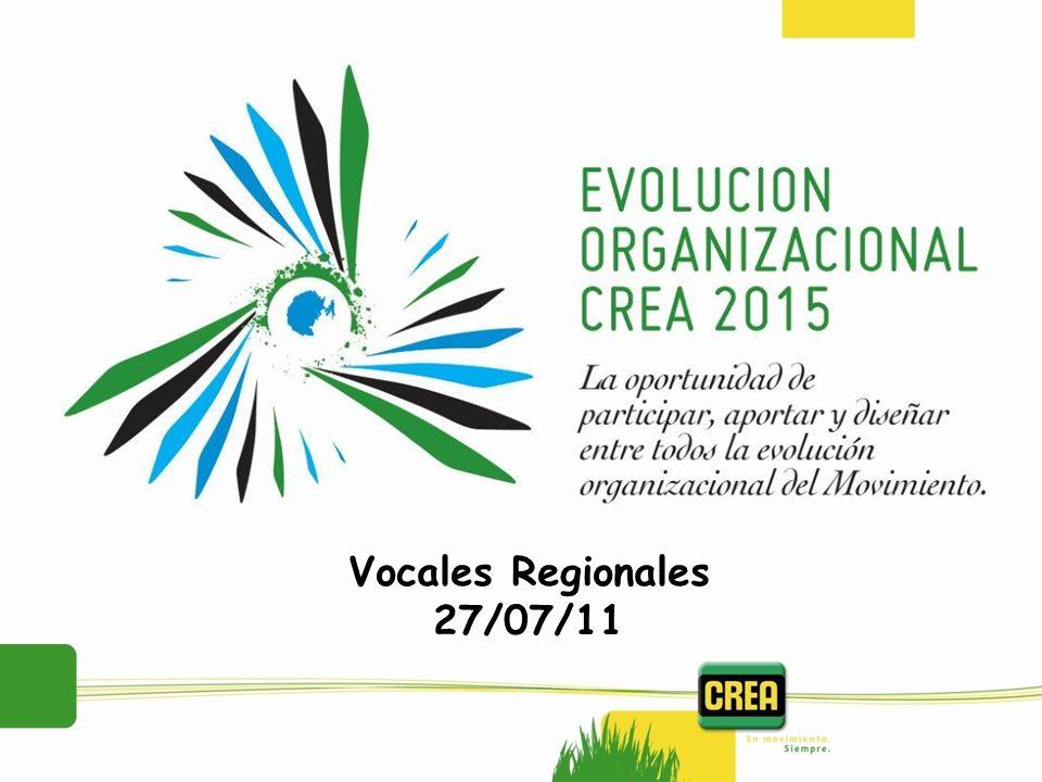 Vocales Regionales 27/07/11