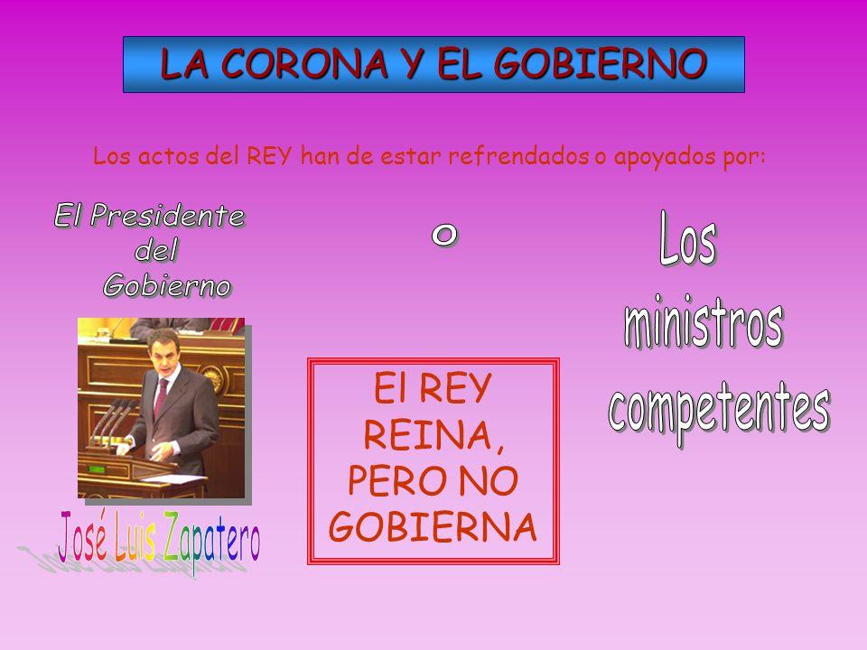 Sucesores de Juan Carlos I de Borbón LA CORONA LA CORONA Sucesor a la Corona Sucesora a la Corona