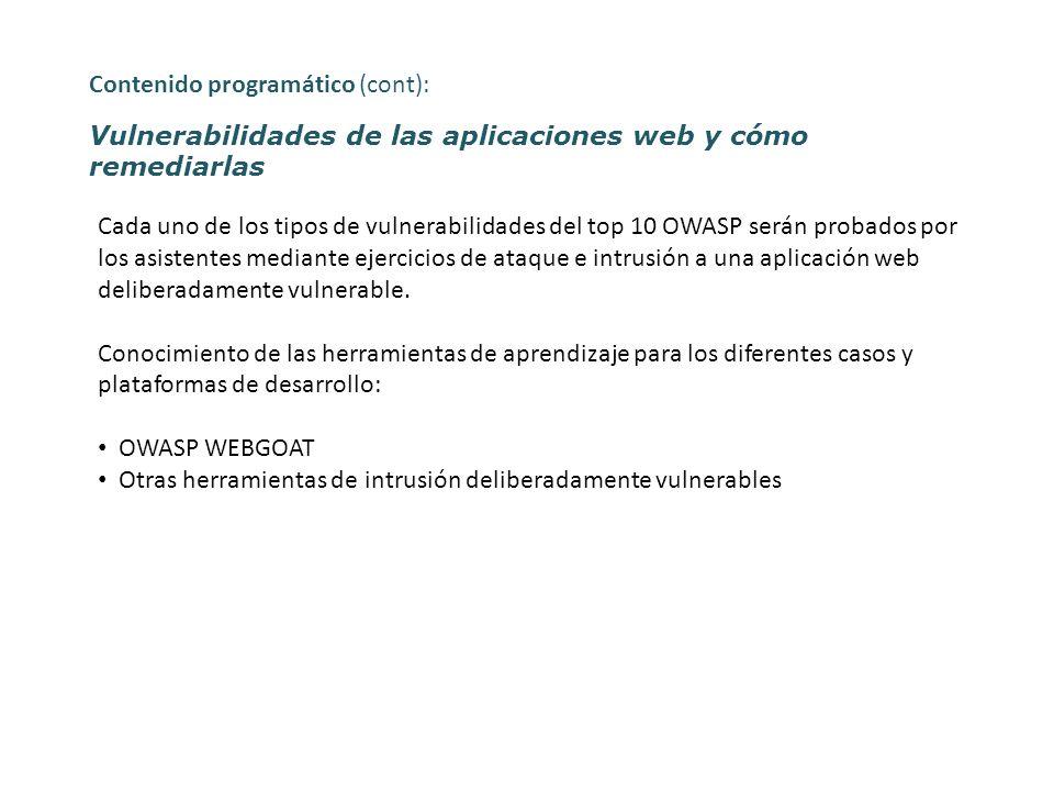 Para más información puede comunicarse con: http://www.e-securing.com Mauro Maulini R.
