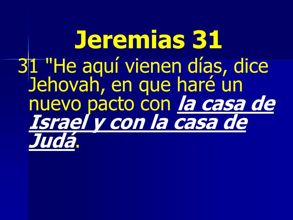 Jeremias 31 31