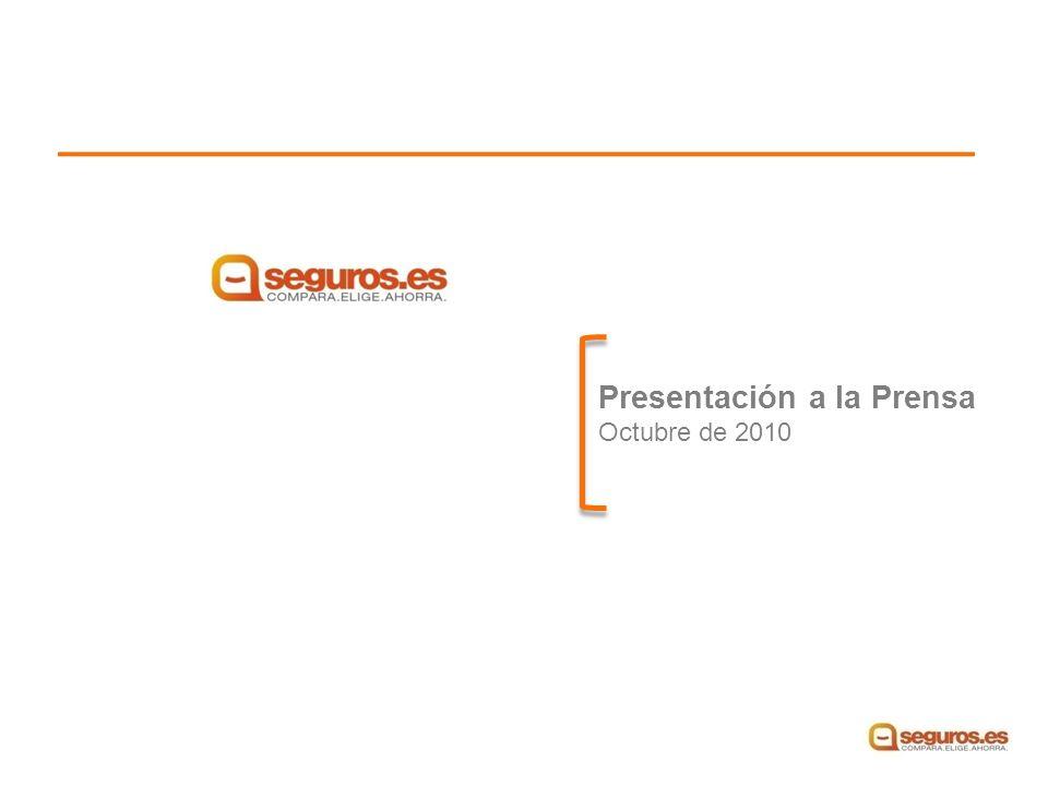 Presentación a la Prensa Octubre de 2010