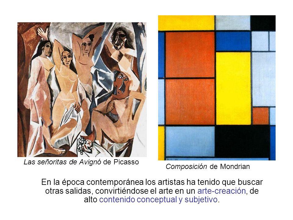5.1.La función de la escultura y la pintura.