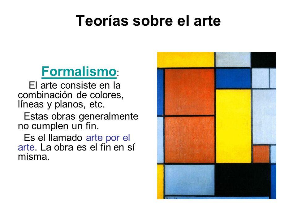 Expresionismo Expresionismo : El arte representa en sus obras las emociones y sentimientos del autor.