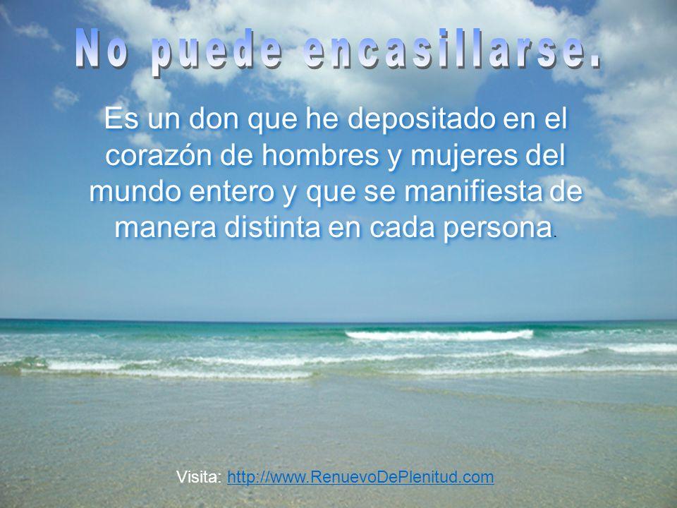 Tiene muchas caras. Va acompañado de muchos sentimientos y al mismo tiempo de muchas obligaciones. Visita: http://www.RenuevoDePlenitud.comhttp://www.