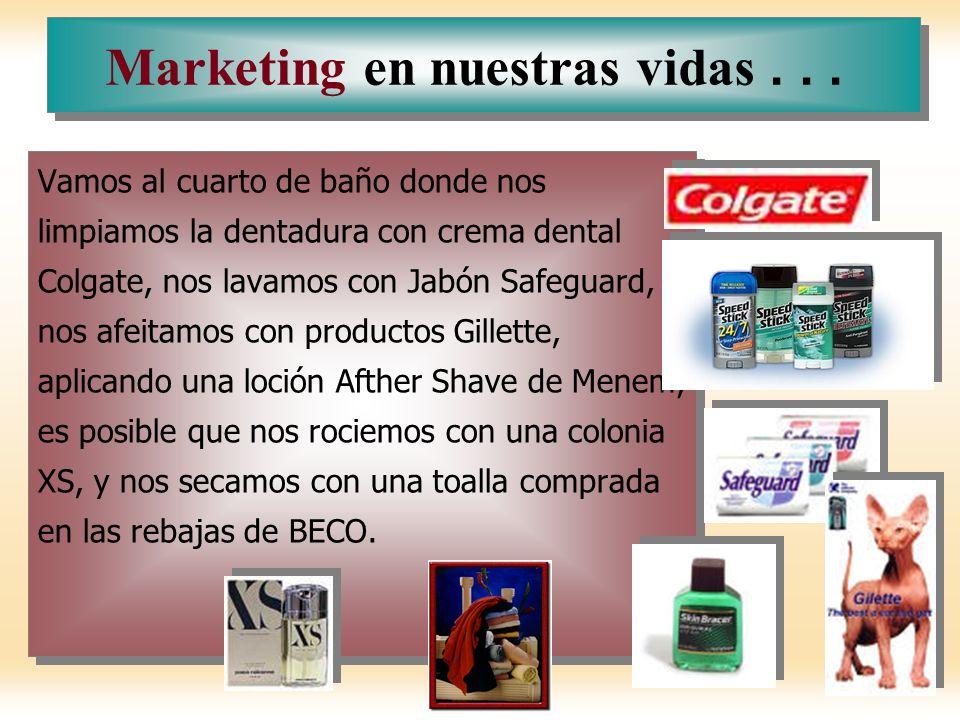 Políticas de Producto Desarrollar y hacer pruebas de mercado de nuevos productos.