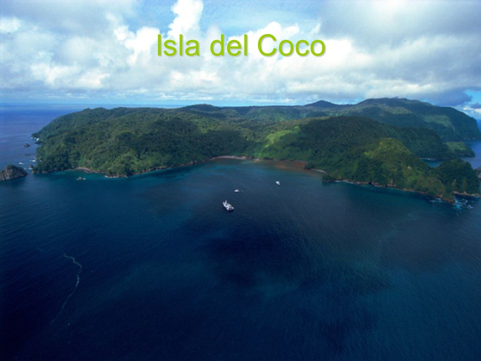 Isla del Coco