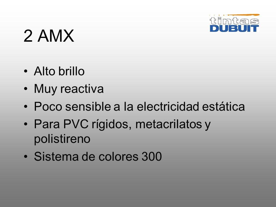 TUBOFAST Tinta Brillante Muy flexible Se puede imprimir sobre barniz UV o de solvente Opaco Sistema de mezcla 700
