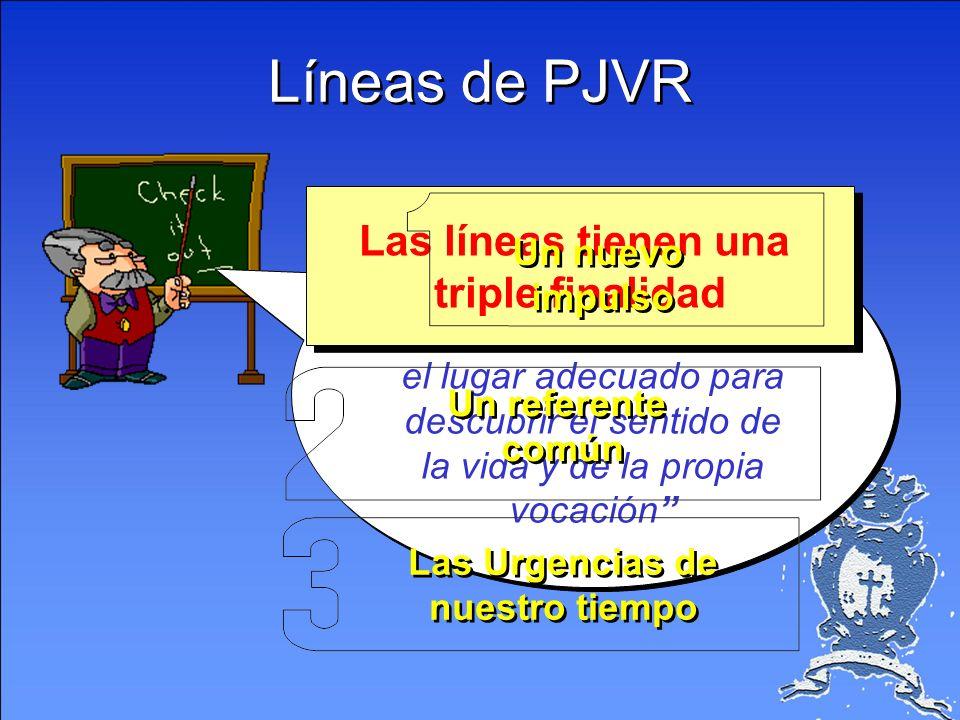 Líneas de Pastoral Juvenil y Vocacional, C.Ss.R. Líneas de Pastoral Juvenil y Vocacional, C.Ss.R.