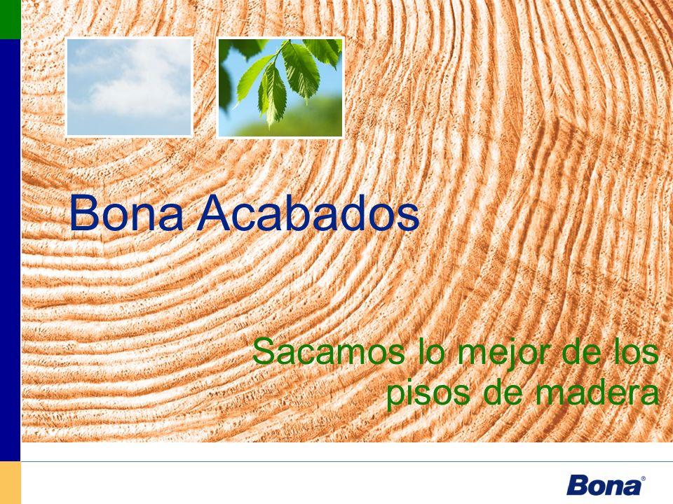 Barnices Bona – Diseñados para vivir sobre suelos de madera