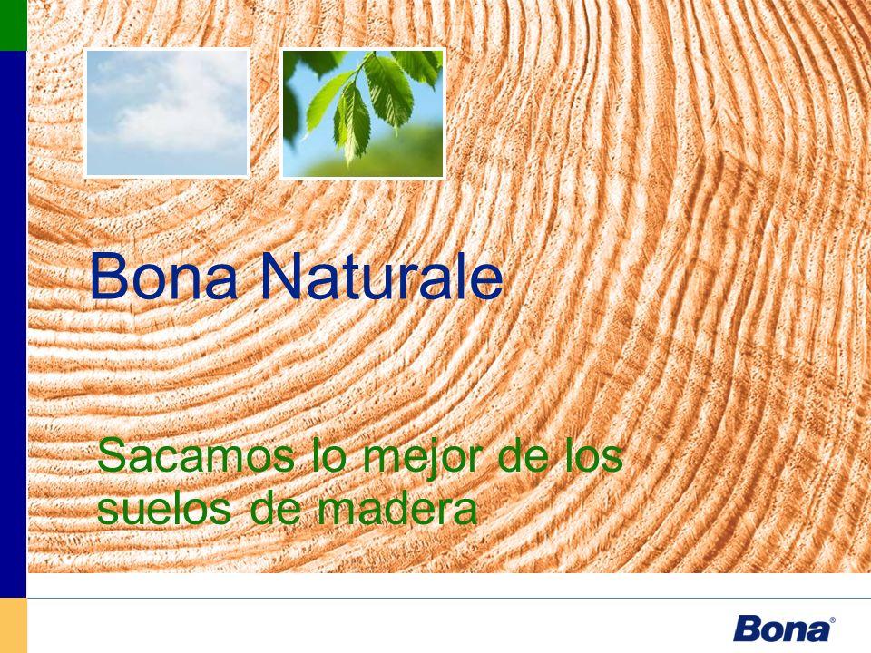 Sacamos lo mejor de los suelos de madera Bona Naturale
