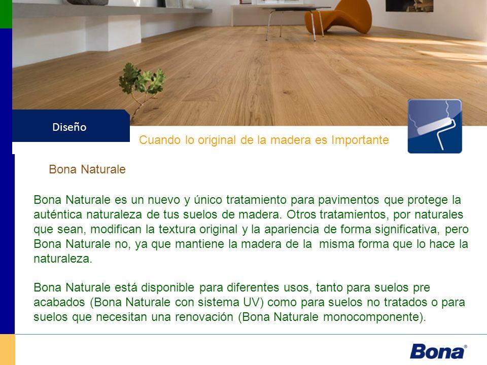 Bona Naturale es un nuevo y único tratamiento para pavimentos que protege la auténtica naturaleza de tus suelos de madera. Otros tratamientos, por nat
