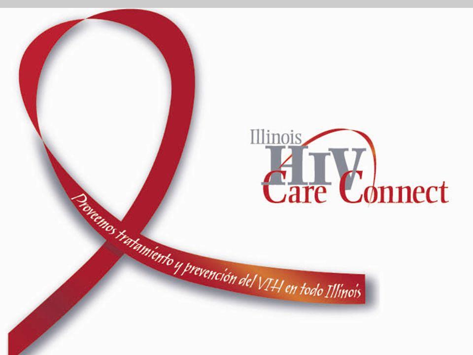 ¿Qué es Illinois HIV Care Connect.