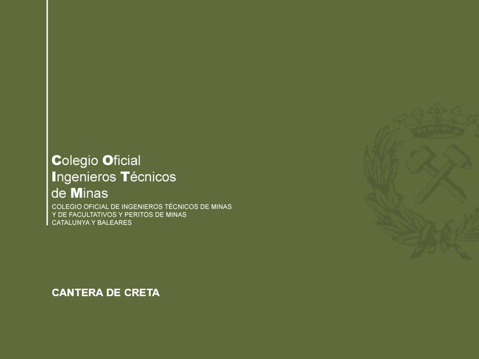 CANTERA DE CRETA