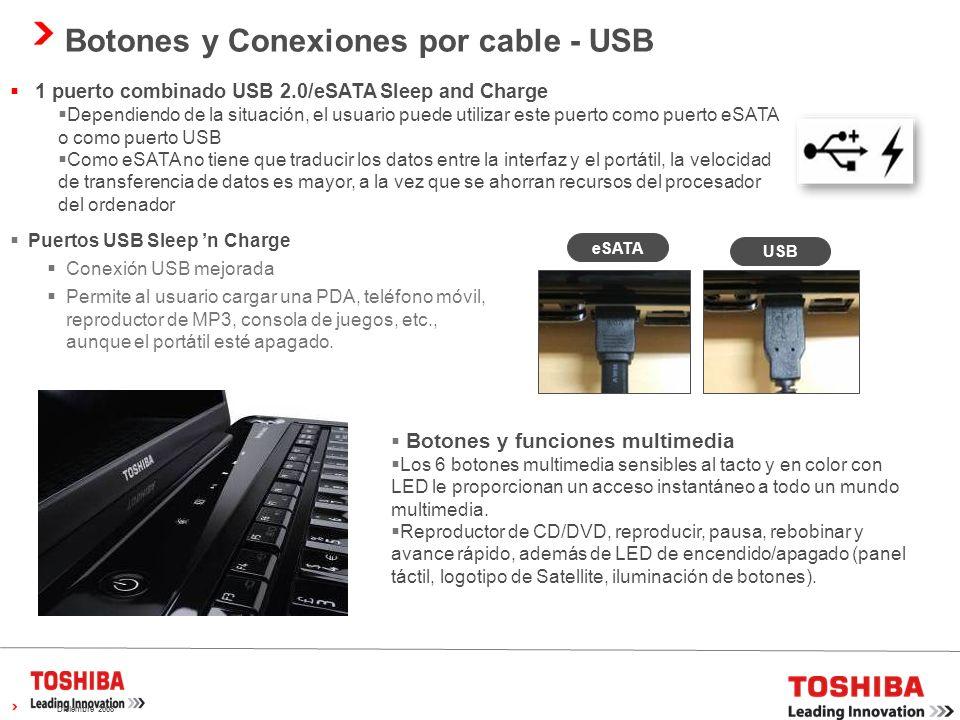 GAMA SATELLITE A300 15,4 Reconocimiento Facial Toshiba Altavoces Harman-Kardon Dolby Sound Room USB Sleep´n Charge Combo eSATA/usb y HDMI-CEC Pantalla Trubrite Seguro de rotura pantalla de 1 año