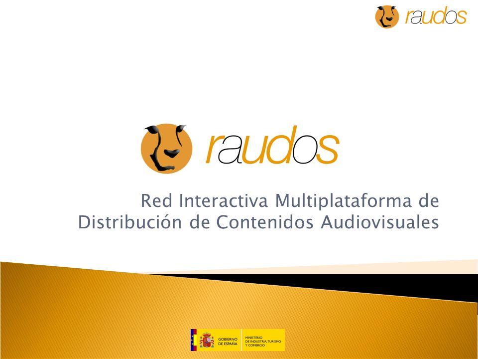 Red Interactiva Multiplataforma de Distribución de Contenidos Audiovisuales