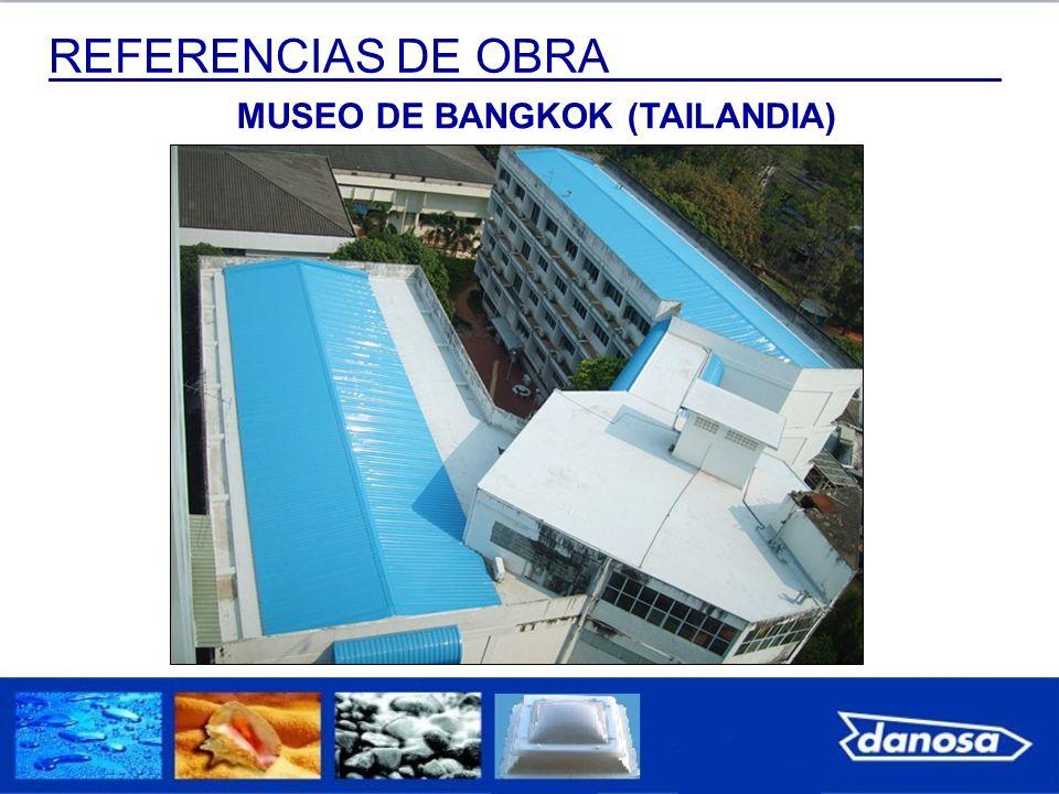REFERENCIAS DE OBRA MUSEO DE BANGKOK (TAILANDIA)