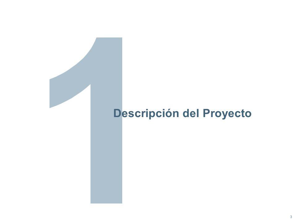 3 Descripción del Proyecto