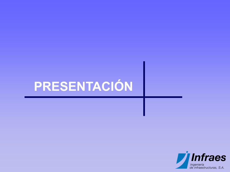 ¿QUIENES SOMOS.La empresa consultora INGENIERÍA DE INFRAESTRUCTURAS, S.A.