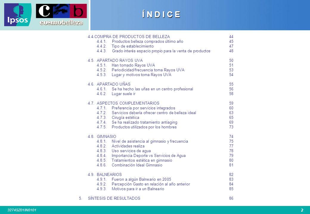 62 3274SZ01IN0101 CIUDAD 4.7.1.PREFERENCIA POR SERVICIOS INTEGRADOS P.19.