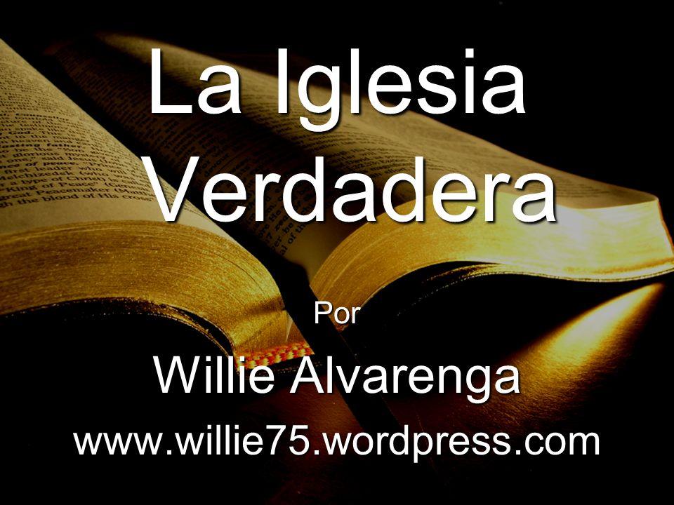 El nombre o la descripción de la Iglesia SI es importante para Dios