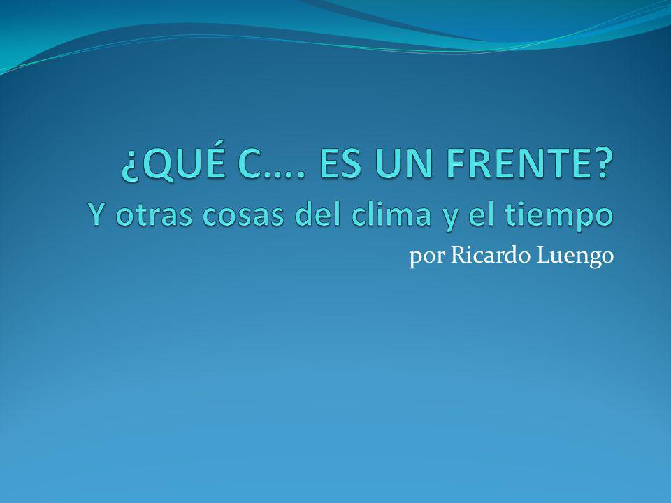 por Ricardo Luengo
