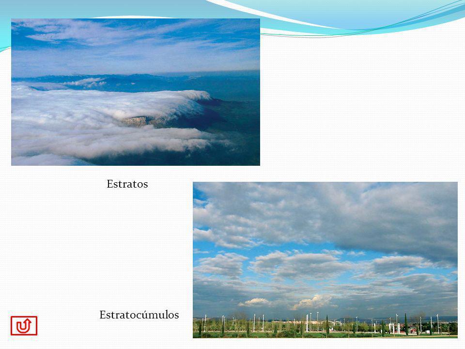 Estratos Estratocúmulos