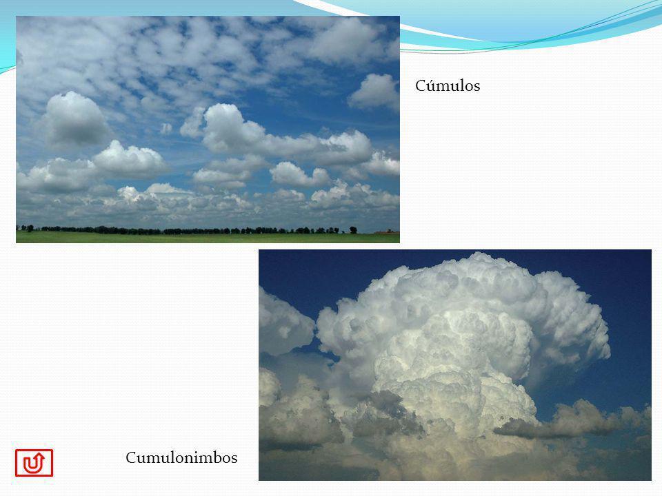 Cumulonimbos Cúmulos