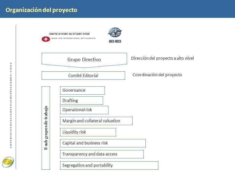 S U P E R I N T E N D E N C I A D E V A L O R E S Y S E G U R O S – C H I L E Nuevos Principios CPSS-IOSCO sobre Infraestructuras del Mercado Financiero Vicente Lazen J.