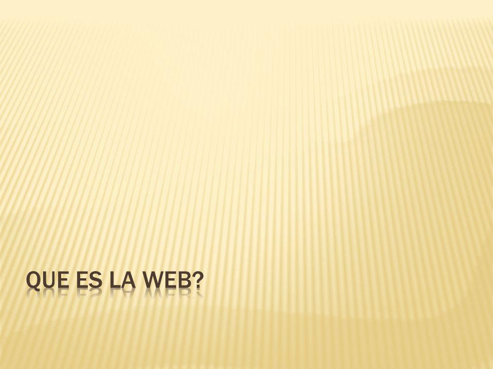 Anatomía de una URL Aquí puede ver cómo se interpretan las diferentes partes de una URL: http://www.ganimides.ucm.cl/haraya/inicio.htm http:// -- Abreviatura de Hypertext Transfer Protocol (Protocolo de Transferencia de Hipertexto), esto indica que se trata de un documento o directorio hipertexto.