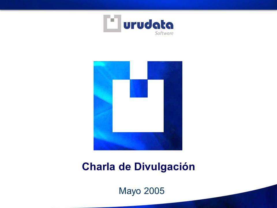 Charla de Divulgación Mayo 2005