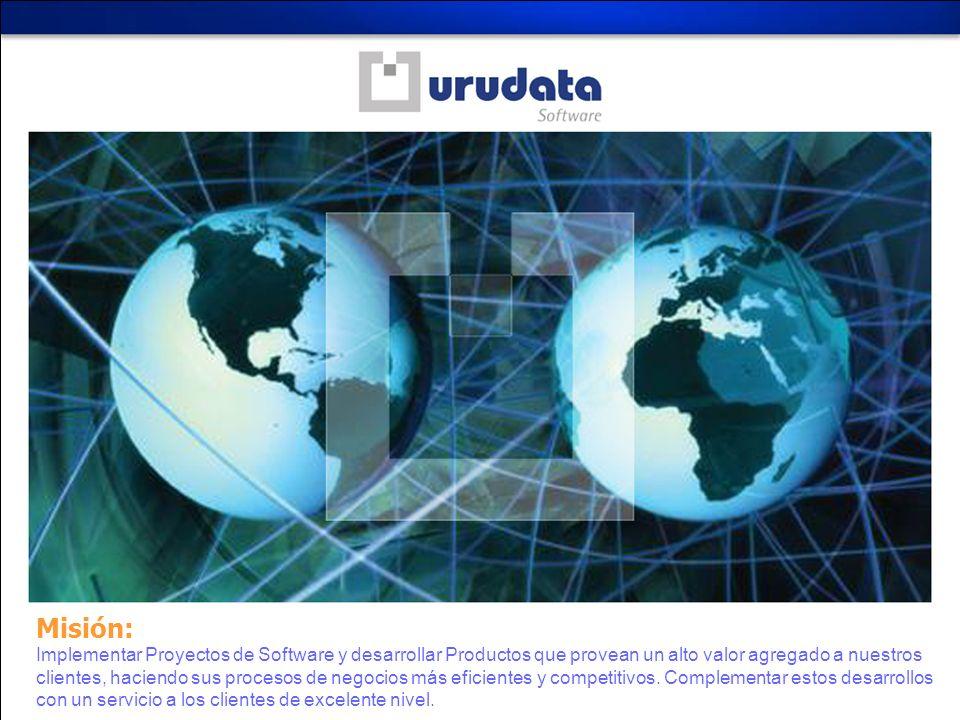 Seremos la empresa más creativa e innovadora del mercado continental de Tecnología de la Información.