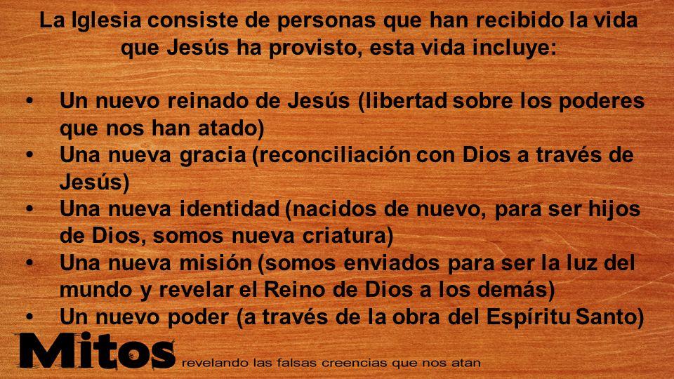 2. La adoración significa reconocer a Dios por quien El es y lo que ha hecho. La Iglesia consiste de personas que han recibido la vida que Jesús ha pr