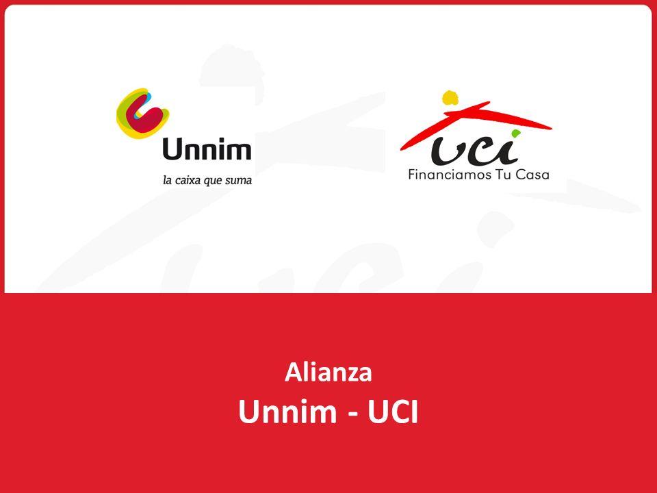 Quiénes Somos UCI es la entidad líder en financiación inmobiliaria a través de los profesionales del sector.