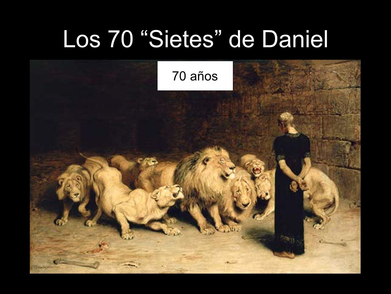 65 70 años Los 70 Sietes de Daniel