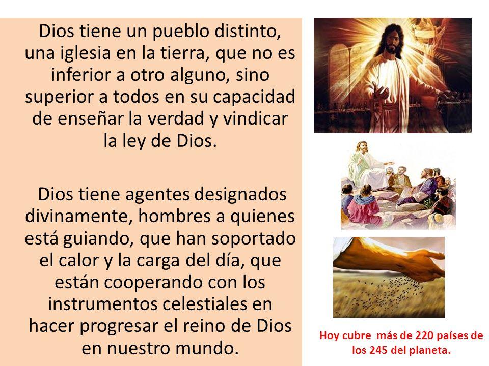 Únanse todos con estos agentes escogidos, y sean hallados al fin entre aquellos que tienen la paciencia de los santos, que guardan los mandamientos de Dios y tienen la fe de Jesús...