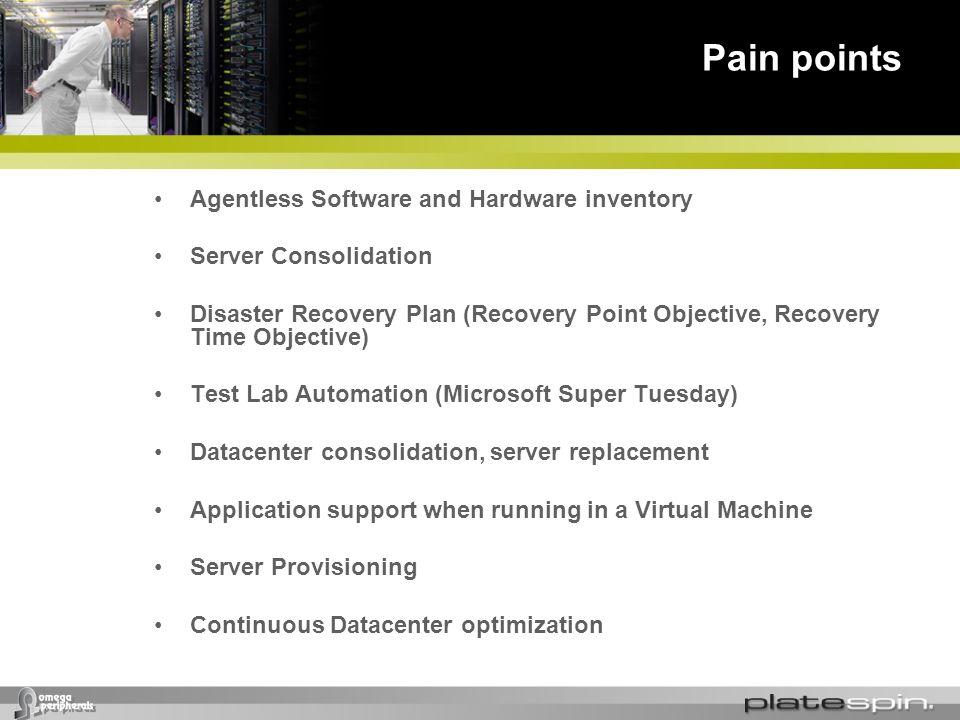 PlateSpin PowerRecon