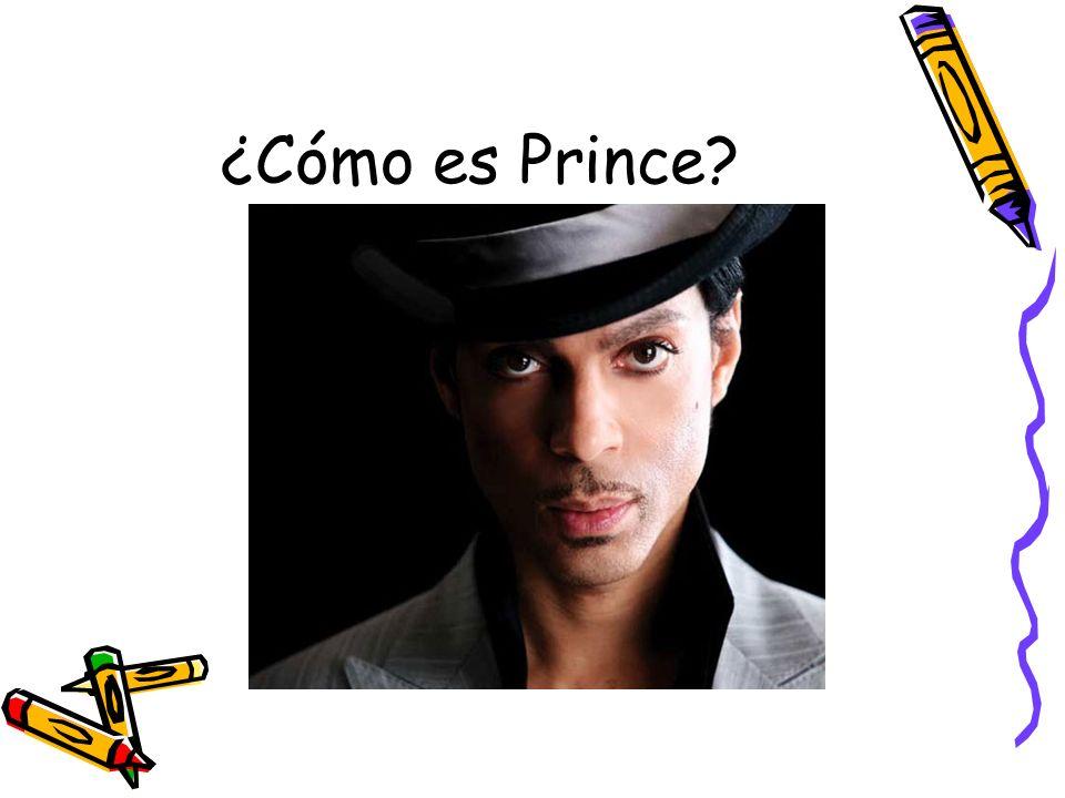 ¿Cómo es Prince?