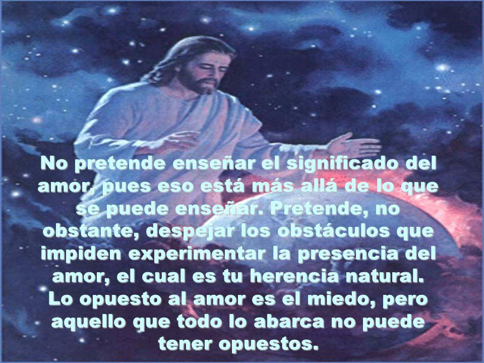 El Espíritu Santo es la respuesta de Dios a la separación.