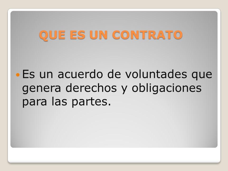 Clases de contratos por criterios Entre las variadas CLASIFICACIONES que cabe hacer de los contratos, lo más habitual es atender a los siguientes criterios: