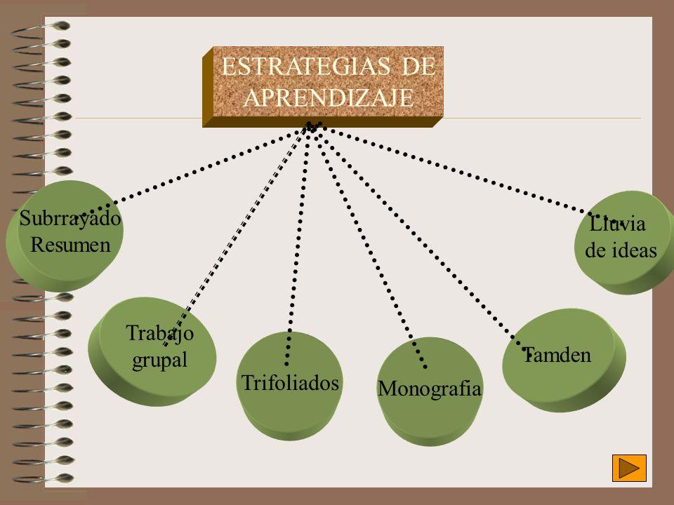 ESTRATEGIAS DE ENSEÑANZA Dinámicas Mapas conceptuales Diagramas Mapas semánticos Analogías