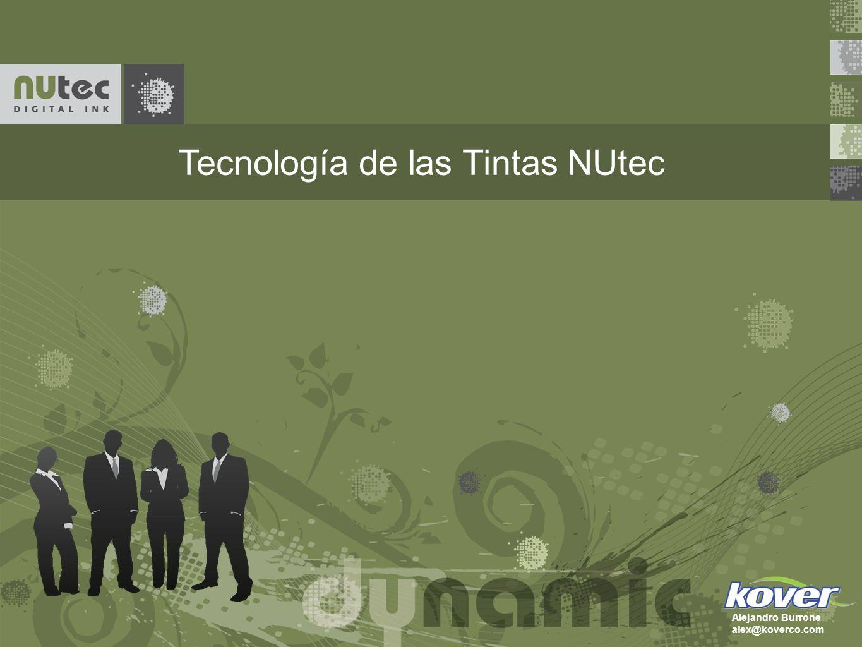 ¿Qué es la Tinta? Alejandro Burrone alex@koverco.com