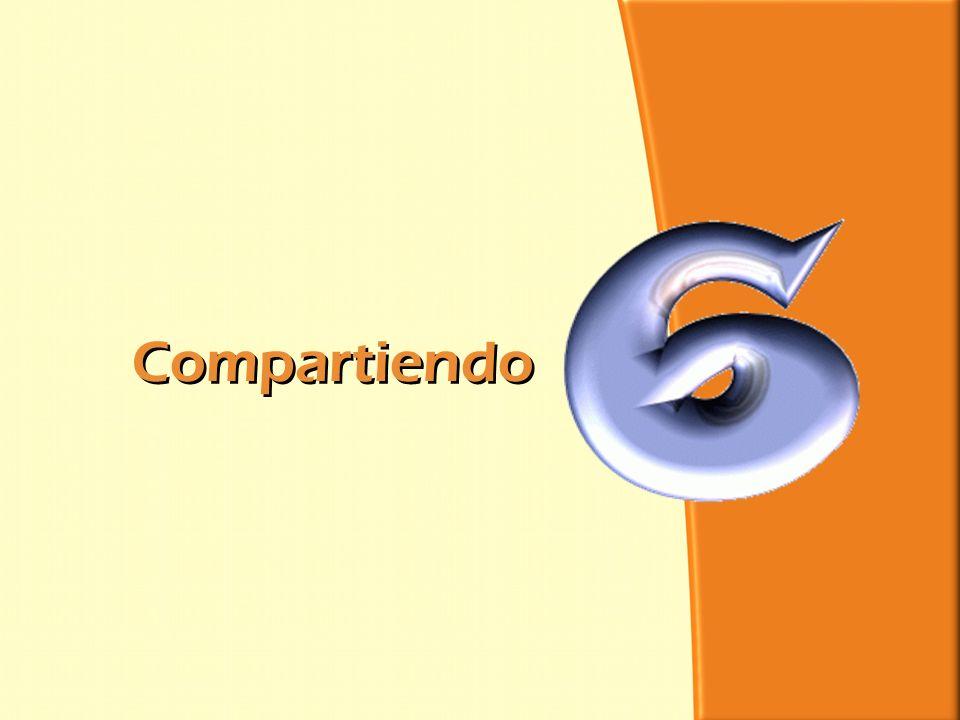 División Interamericana/Ministerio Personal Compartiendo Compartiendo